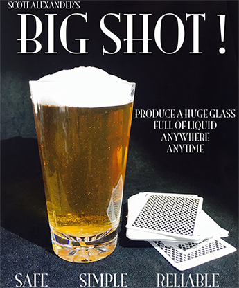 Big Shot by Scott Alexander - Trick