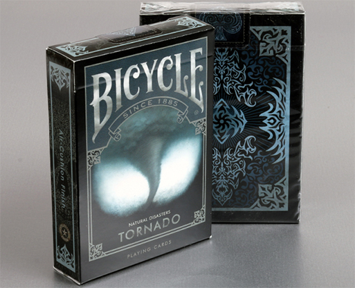 "Bicycle Natural Disasters ""Tornado"" Playing Cards by Collectable Playing Cards"