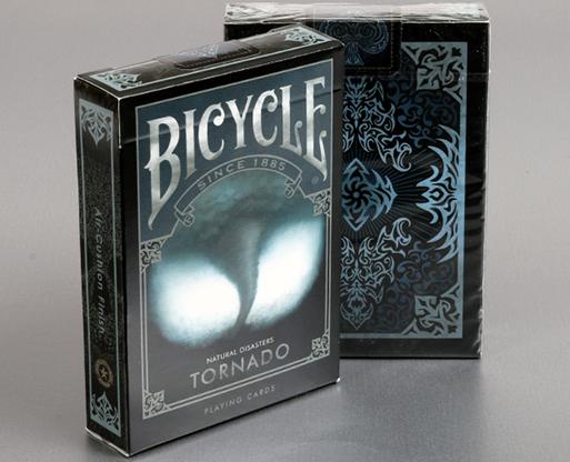 """Carti de joc Bicycle Natural Disasters """"Tornado"""""""