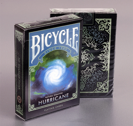 "Bicycle Natural Disasters ""Hurricane"" Playing Cards by Collectable Playing Cards"