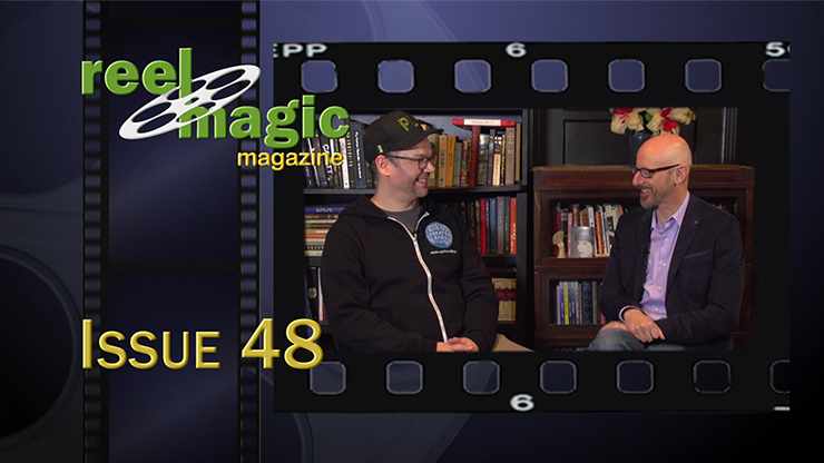Reel Magic Episode 48 (Derek Hughes)