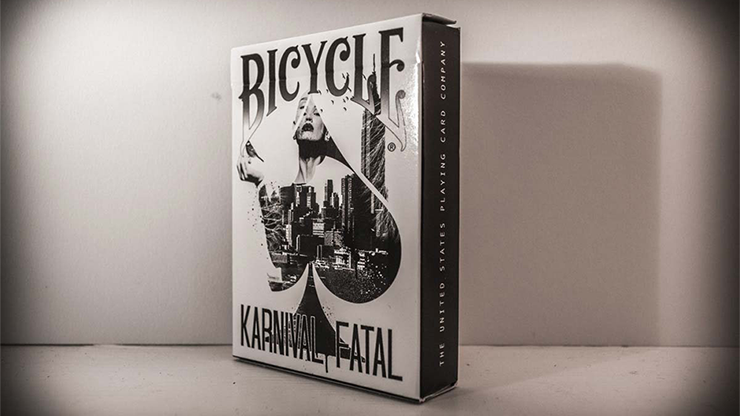 Cartas Bicycle Karnival Fatal Playing Cards