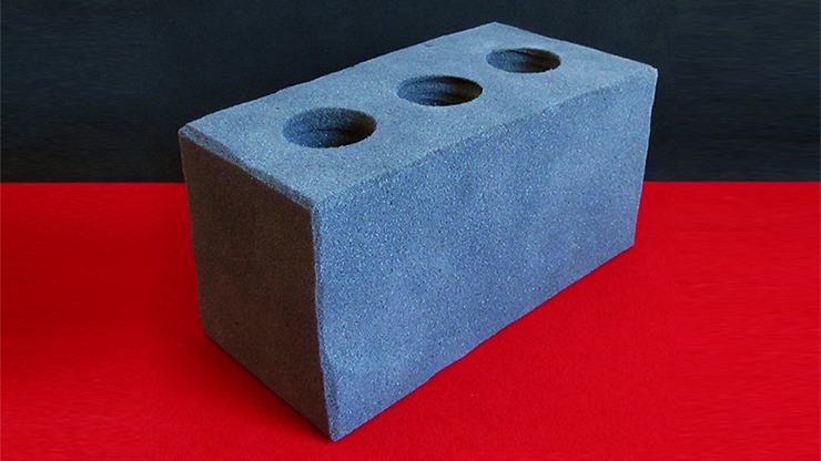 Sponge Cement Brick - Alexander May