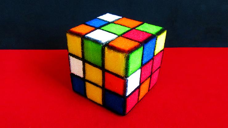 Sponge Rubik's Cube - Alexander May