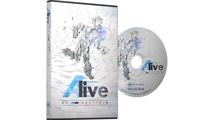 ALIVE - Just Kim - DVD