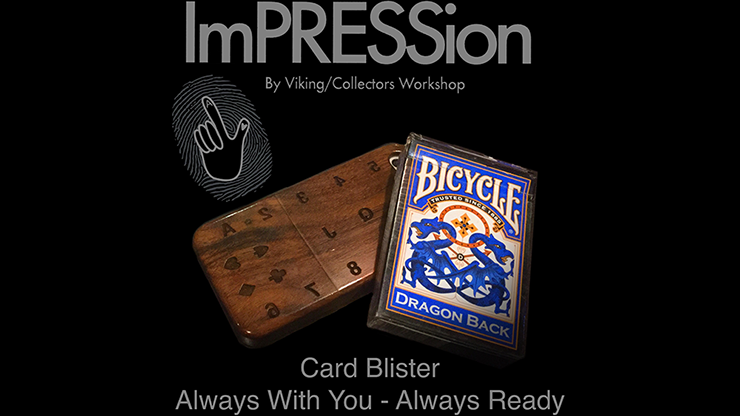 ImPRESSion iPhone 6S by Viking Magic - Trick