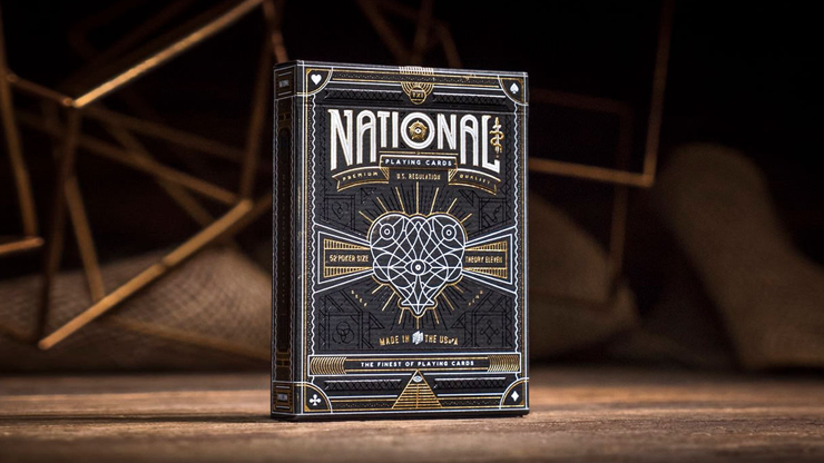 National Playing Cards - Theory 11