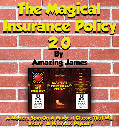 Magical Insurance Policy 2.0 by James Kennedy - Trick