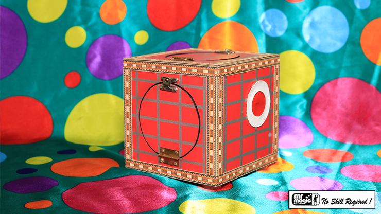 Versatile Mirror Box - Mr. Magic