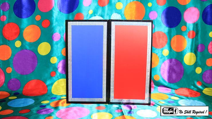 Four Color Flap Production by Mr. Magic - Trick