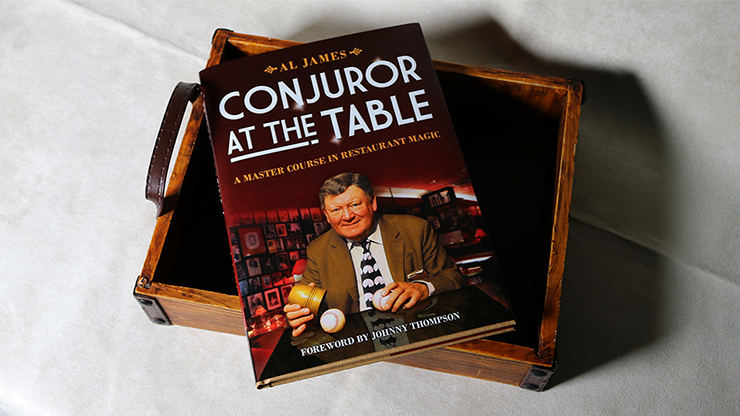 Conjuror at the Table - Al James