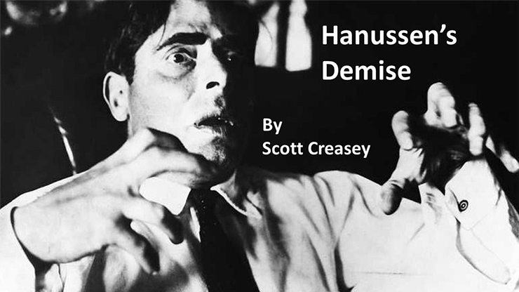 Hanussens Demise by Scott Creasey video DOWNLOAD