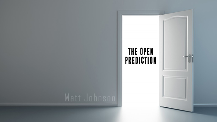 The Open Prediction by Matt Johnson