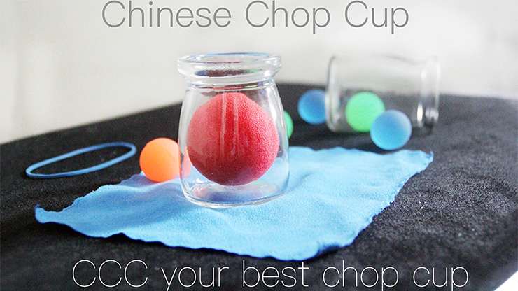 CCC Chinese Chop Cup by Ziv - Trick