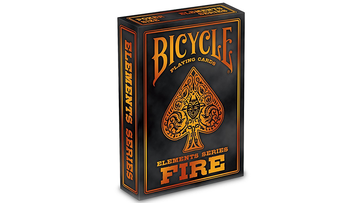 Cartas Bicycle Fire Playing Cards