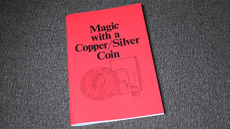 Magic with a Copper/Silver Coin by Jerry Mentzer - Books