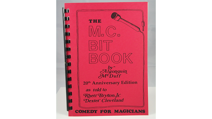 The M.C. Bit Book by Algonquin McDuff - Book