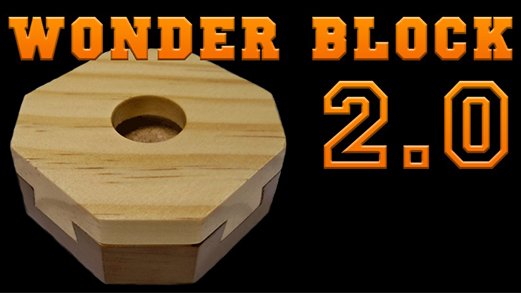 Wonder Block 2.0 (New Method) by King of Magic