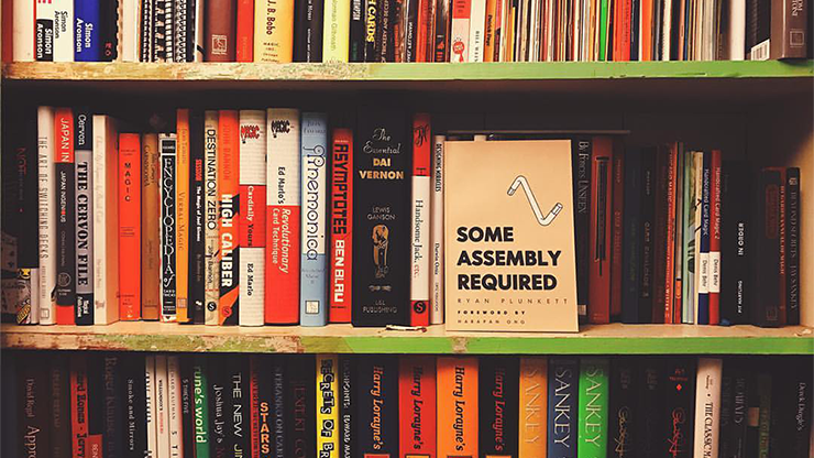 Some Assembly Required by Ryan Plunkett - Trick