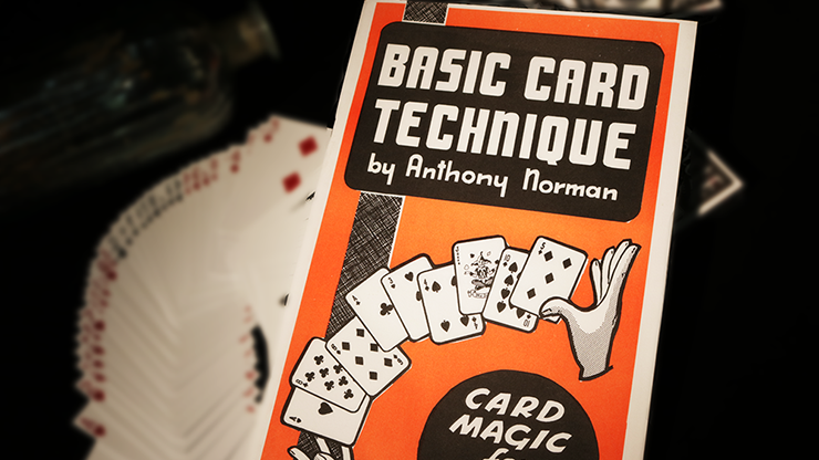 Basic Card Technique - Anthony Norman