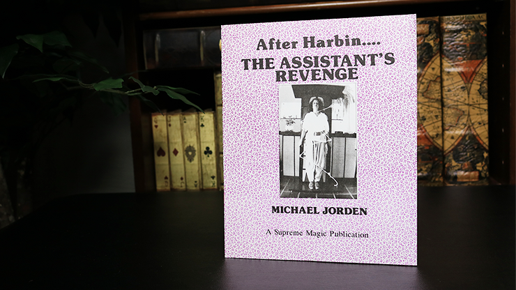 After Harbin.... The Assistant's Revenge by Michael Jorden - Boo