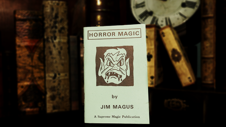 Horror Magic - Jim Magus