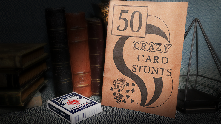 50 Crazy Card Stunts - U.F. Grant