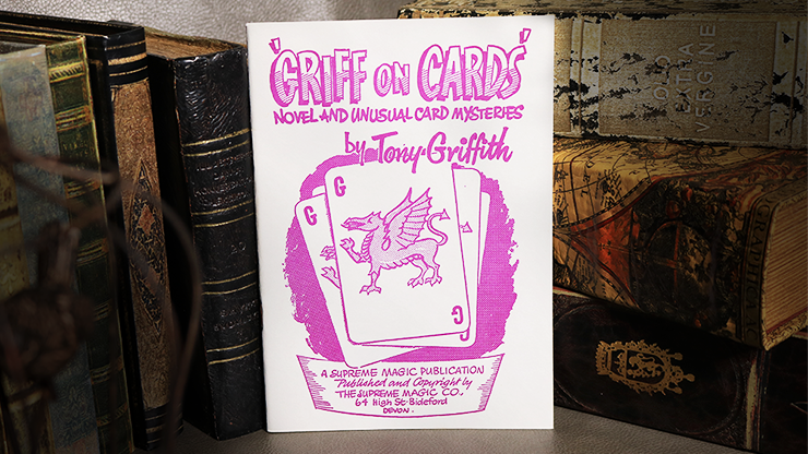 Griff on Cards - Tony Griffith
