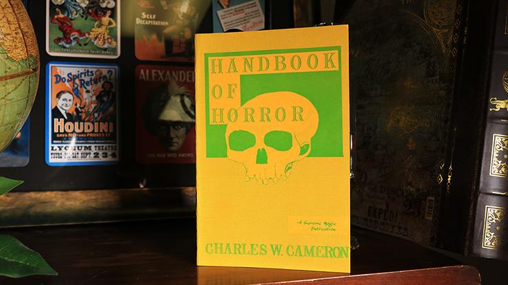 Handbook of Horror - Charles W. Cameron