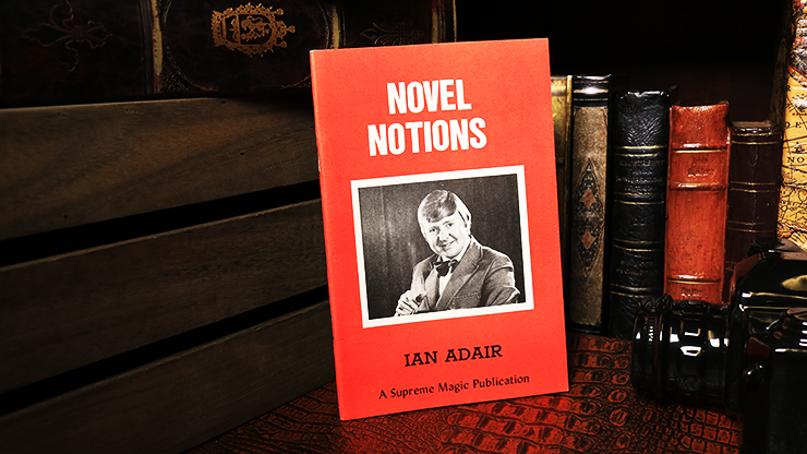 Novel Notions - Ian Adair - Libro de Magia
