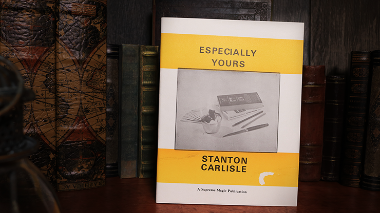 Especially Yours by Stanton Carlisle