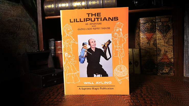 The Lilliputians - Will Ayling - Libro de Magia