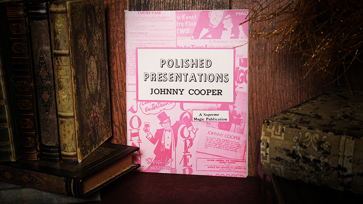 Polished Presentations - Johnny Cooper