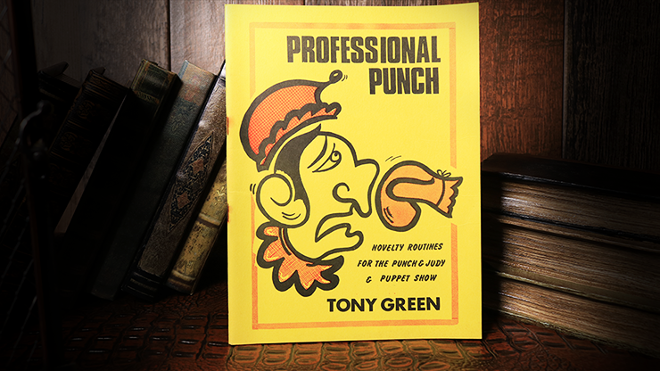 Professional Punch - Tony Green - Libro de Magia