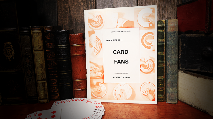 A New Look at Card Fans - Lewis Ganson - Libro de Magia