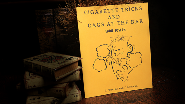 Cigarette Tricks & Gags at the Bar - Eddie Joseph