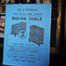 Plans for the Rolon Table - Book