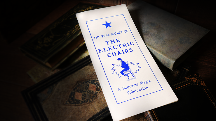 The Real Secret of the Electric Chairs - Book