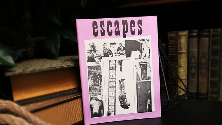 Escapes - Percy Abbott - Libro de Magia