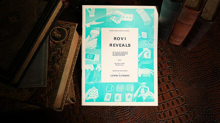 Rovi Reveals - Lewis Ganson