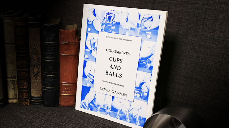 Colombini's Cups and Balls by Lewis Ganson