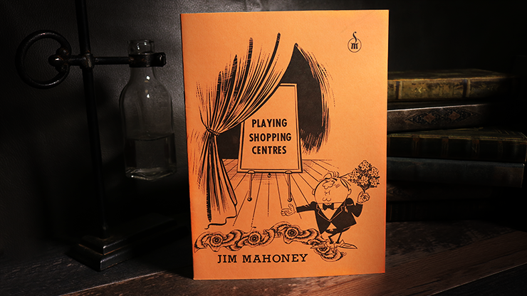Playing Shopping Centers by Jim Mahoney - Book