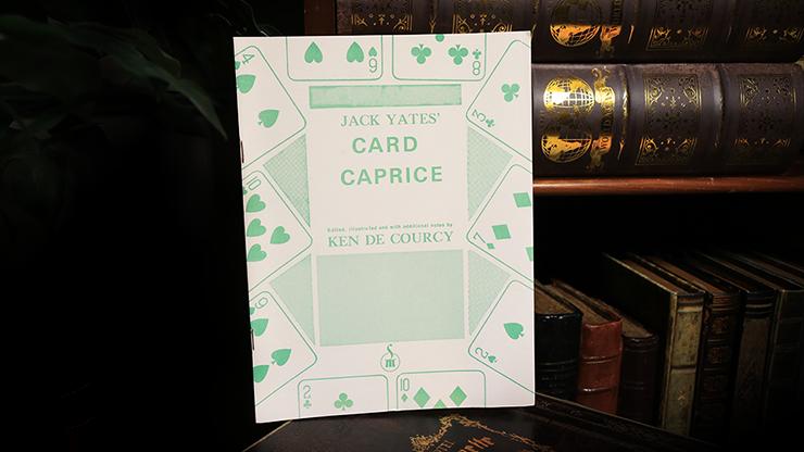 Jack Yates' Card Caprice