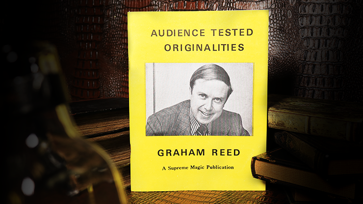 Audience Tested Originalities by Graham Reed - Book