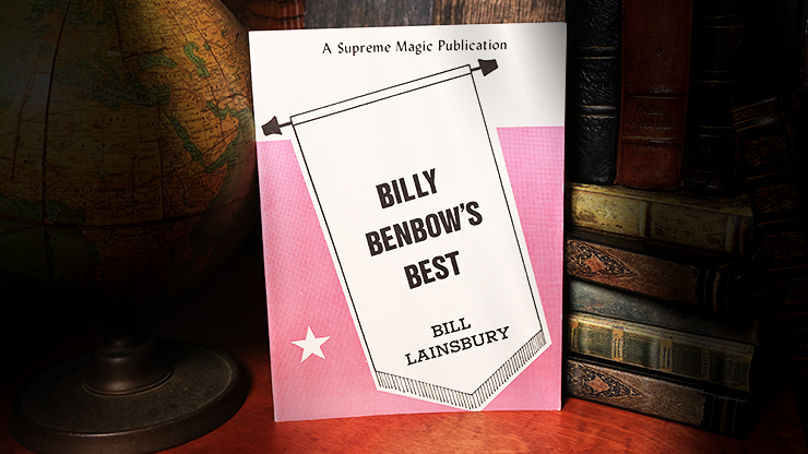 Billy Benbow\'s Best by Bill Lainsbury - Book