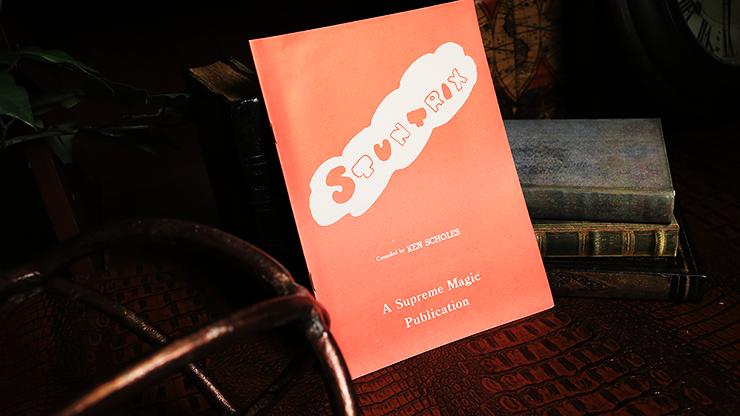 Stuntrix - Ken Scholes - Libro de Magia