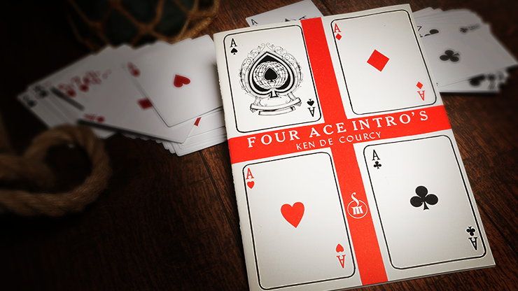 Four Ace Intro's - Ken de Courcy