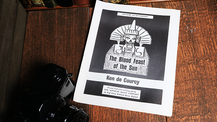 The Blood Fest of the Sun - Ken De Courcy