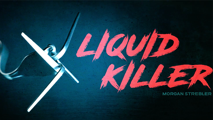 Liquid Killer - Morgan Strebler - DVD
