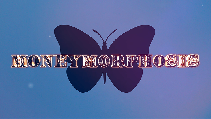 Moneymorphosis (Gimmick & Instrucciones Online) - Dallas Fueston & Jason Bird